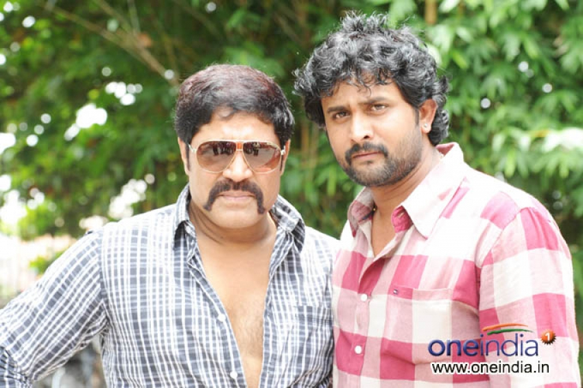 Srihari New Movie Songs Recording