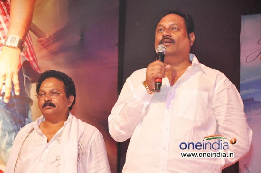 Srimannarayana Audio Launch