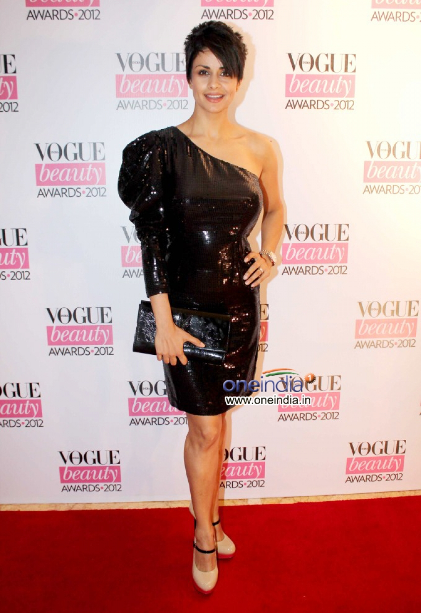 Vogue Beauty Awards 2012