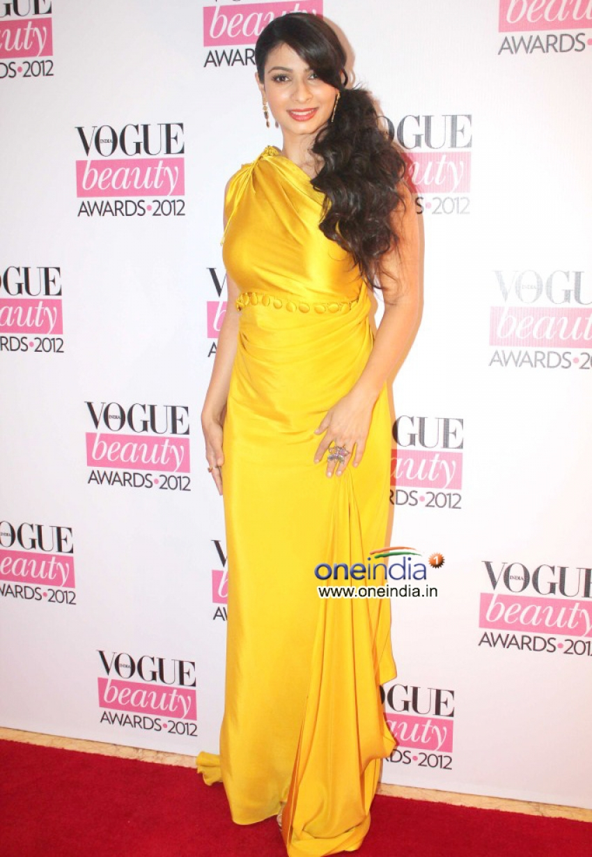 Vogue Beauty Awards 2012