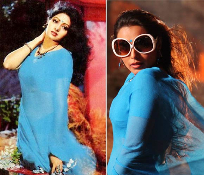 Can Rani Mukerji top Sridevi, Katrina, Vidya Photos