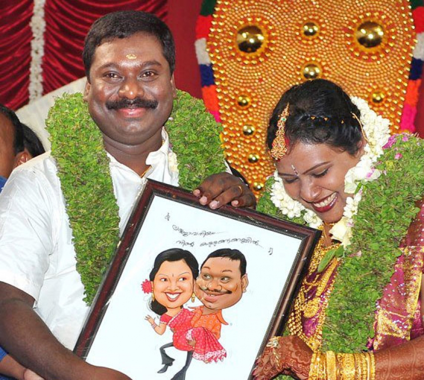 Jessie Gift Marriage Pictures Photos