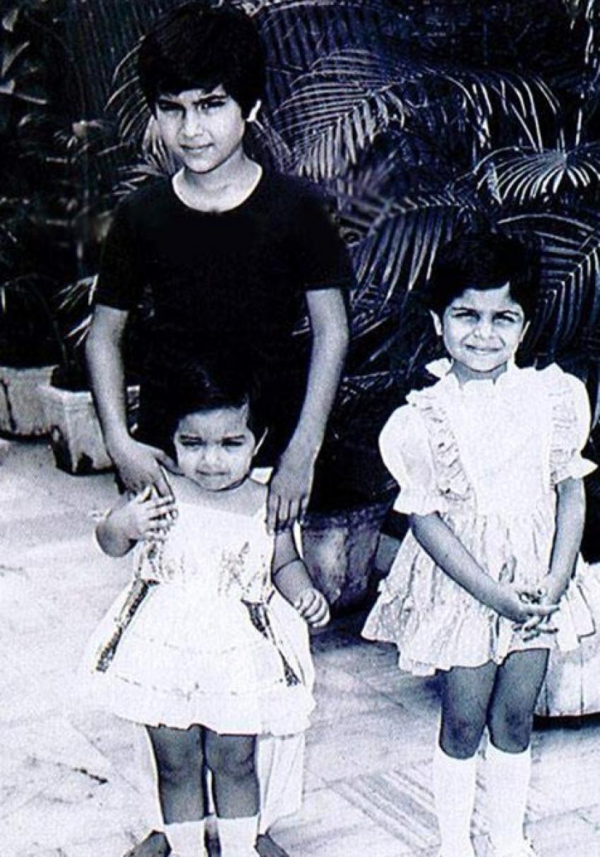 Stars at Childhood Photos