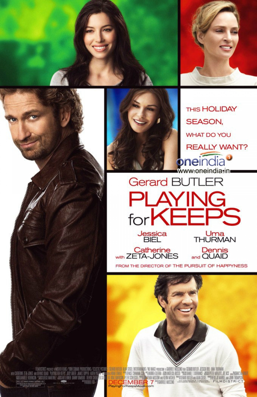 Playing for Keeps Photos