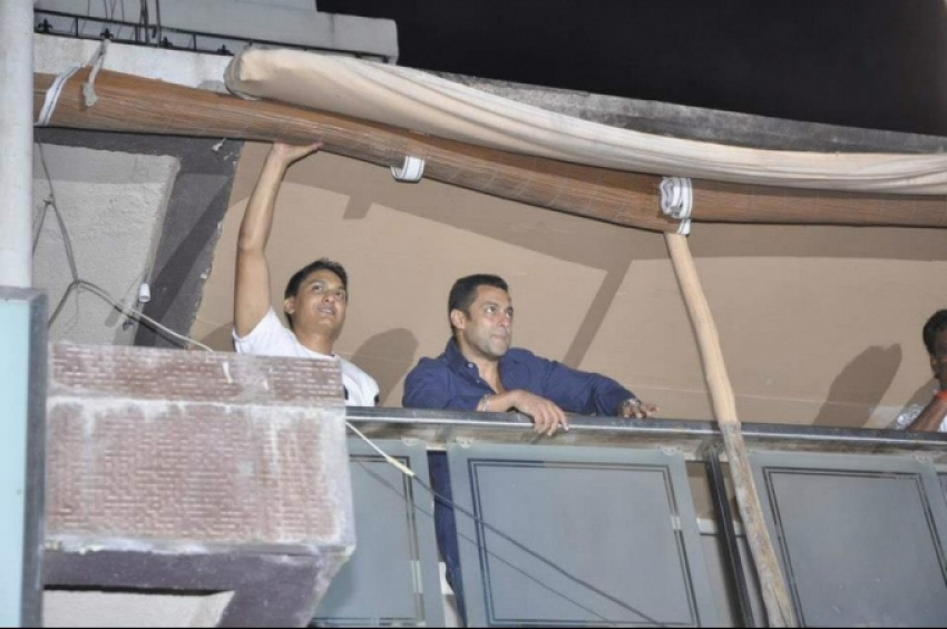 Salman Khan 47th Birthday Bash Photos