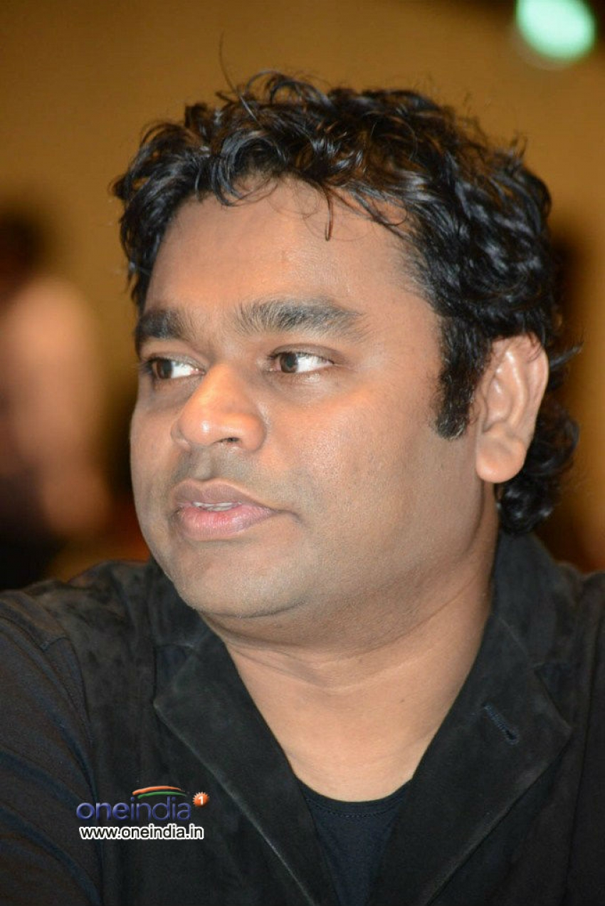 A R Rahman Photos