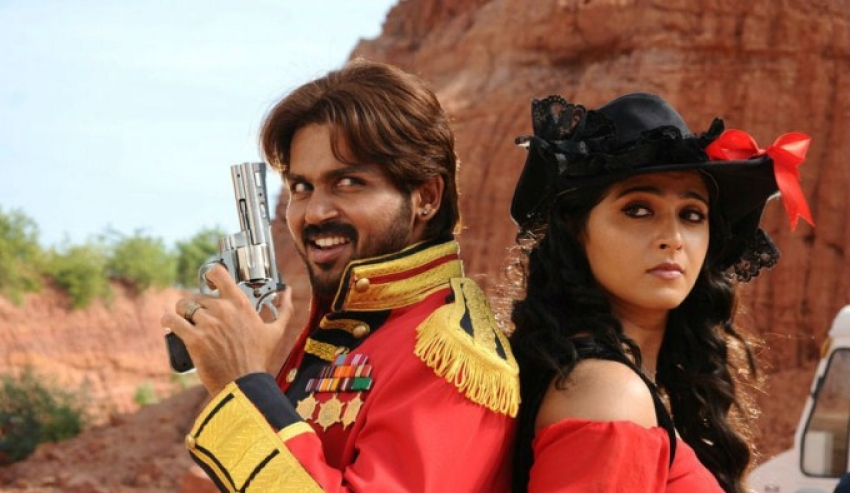Alex Pandian Photos