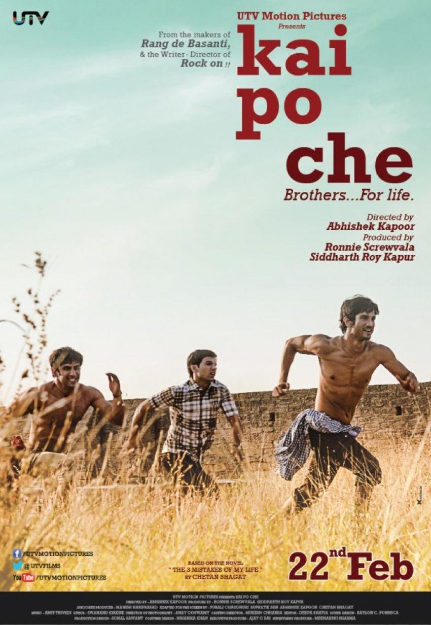 Kai Po Che Photos