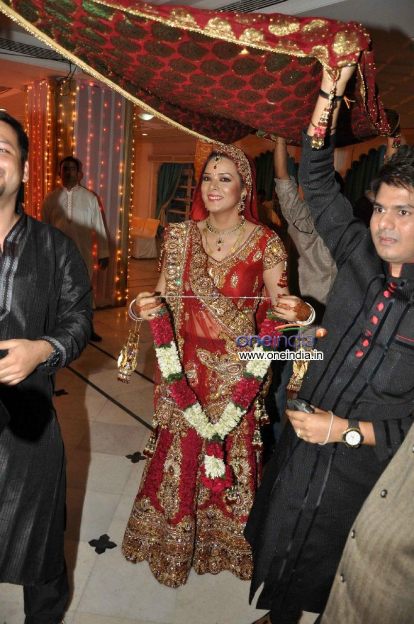 Mohit Suri and Udita Goswami Wedding Ceremony Photos