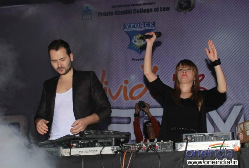 DJ Edward Maya at 3rd Rock Entertainment concert Photos
