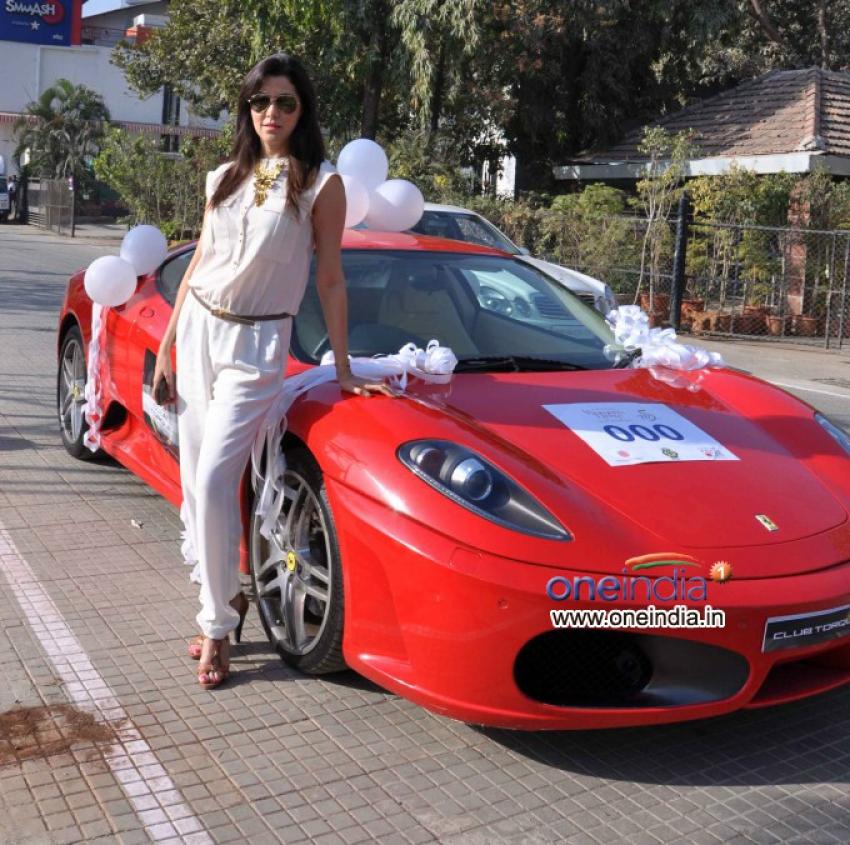 5th Edition of Lavasa Women's Drive 2013 Photos
