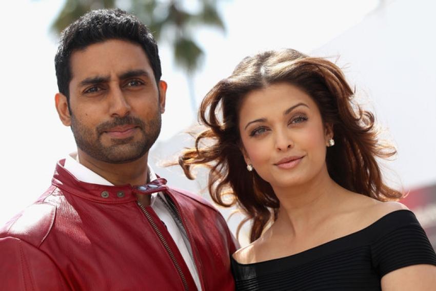 Aishwarya & Abhishek Bachchan Unseen Pictures Photos