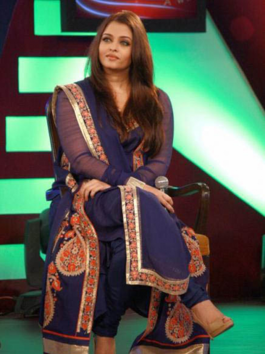 Aishwarya Rai Bachchan at the Zindagi Live Awards Photos