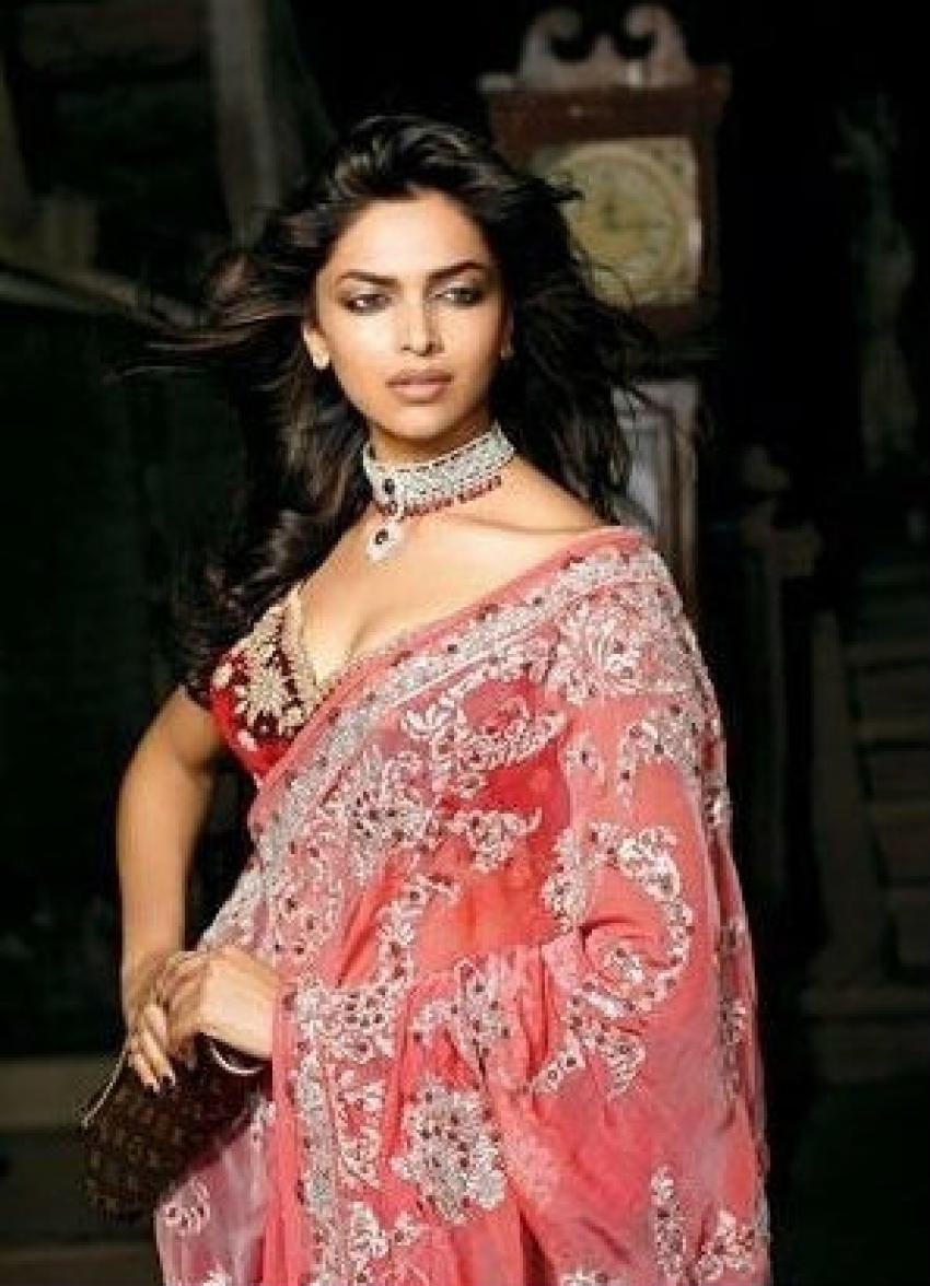 Bollywood actress images in saree