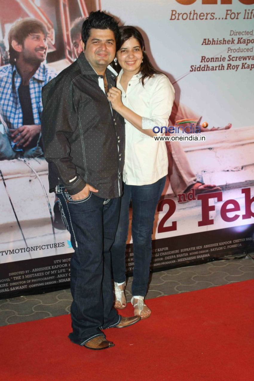 Kai Po Che Premiere Photos