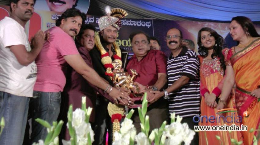 Kranthiveera Sangolli Rayanna 100 Days Success Meet Photos