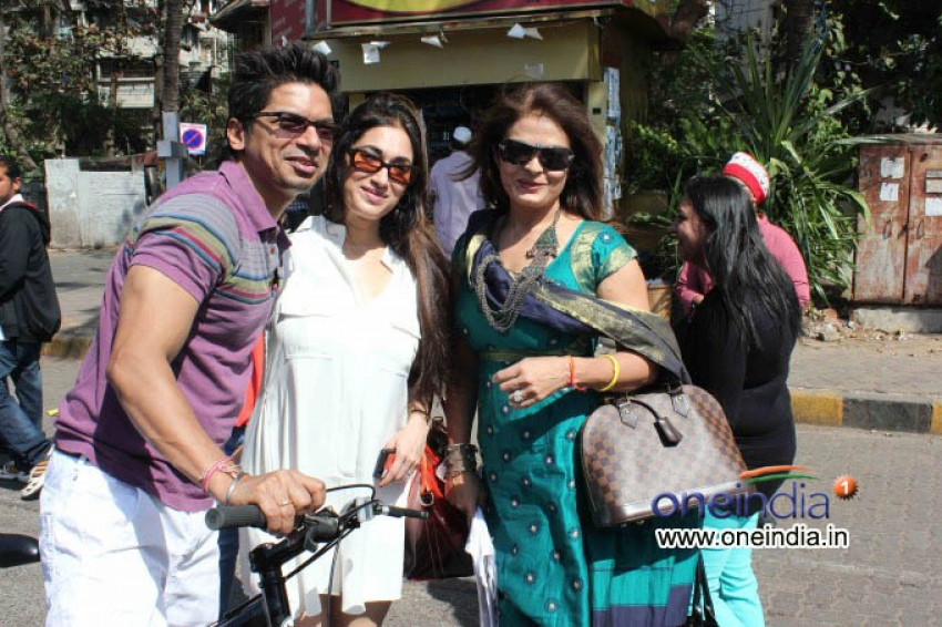 Salman Khan at Rouble Negi Art Camp Photos
