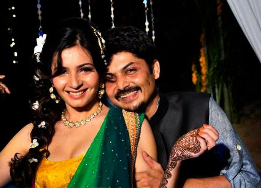 Shonali Nagrani and Shiraz Bhattacharya Wedding Photos