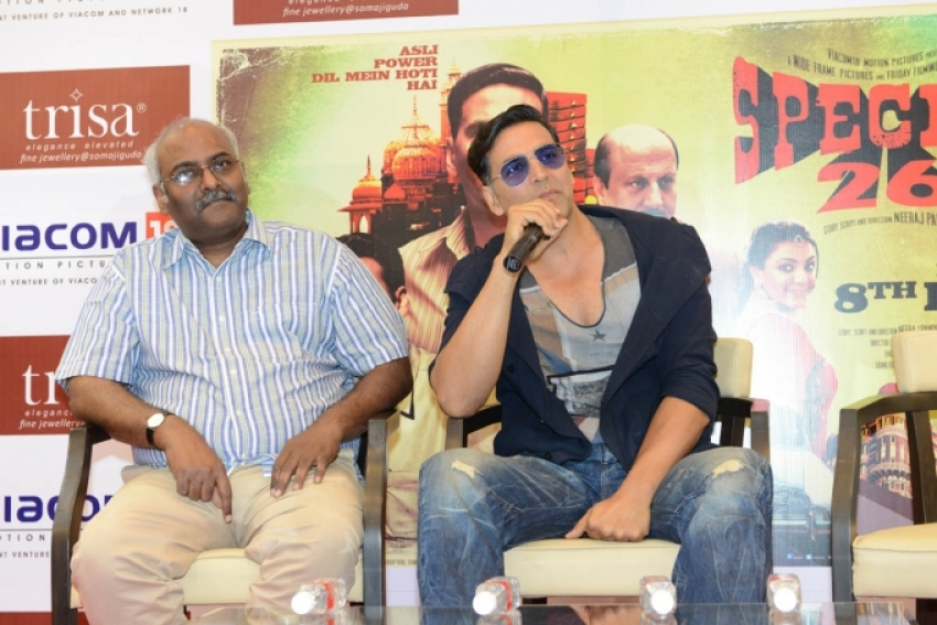 Special 26 Movie Promotion Photos - FilmiBeat