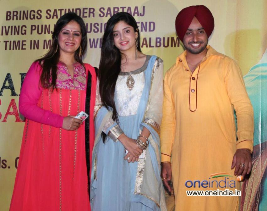 Afsaane Sartaaj De Album Launch Photos