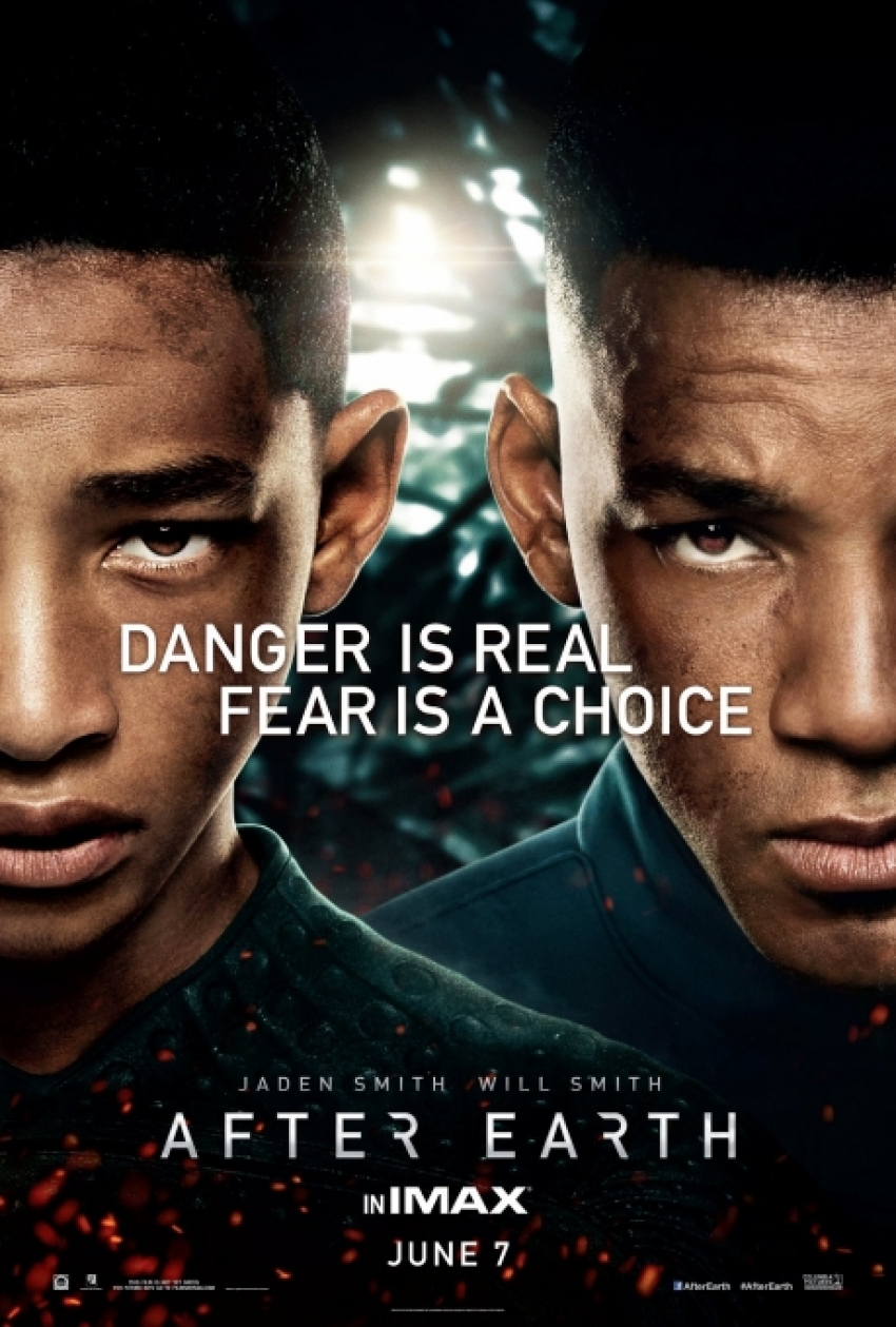 After Earth Photos