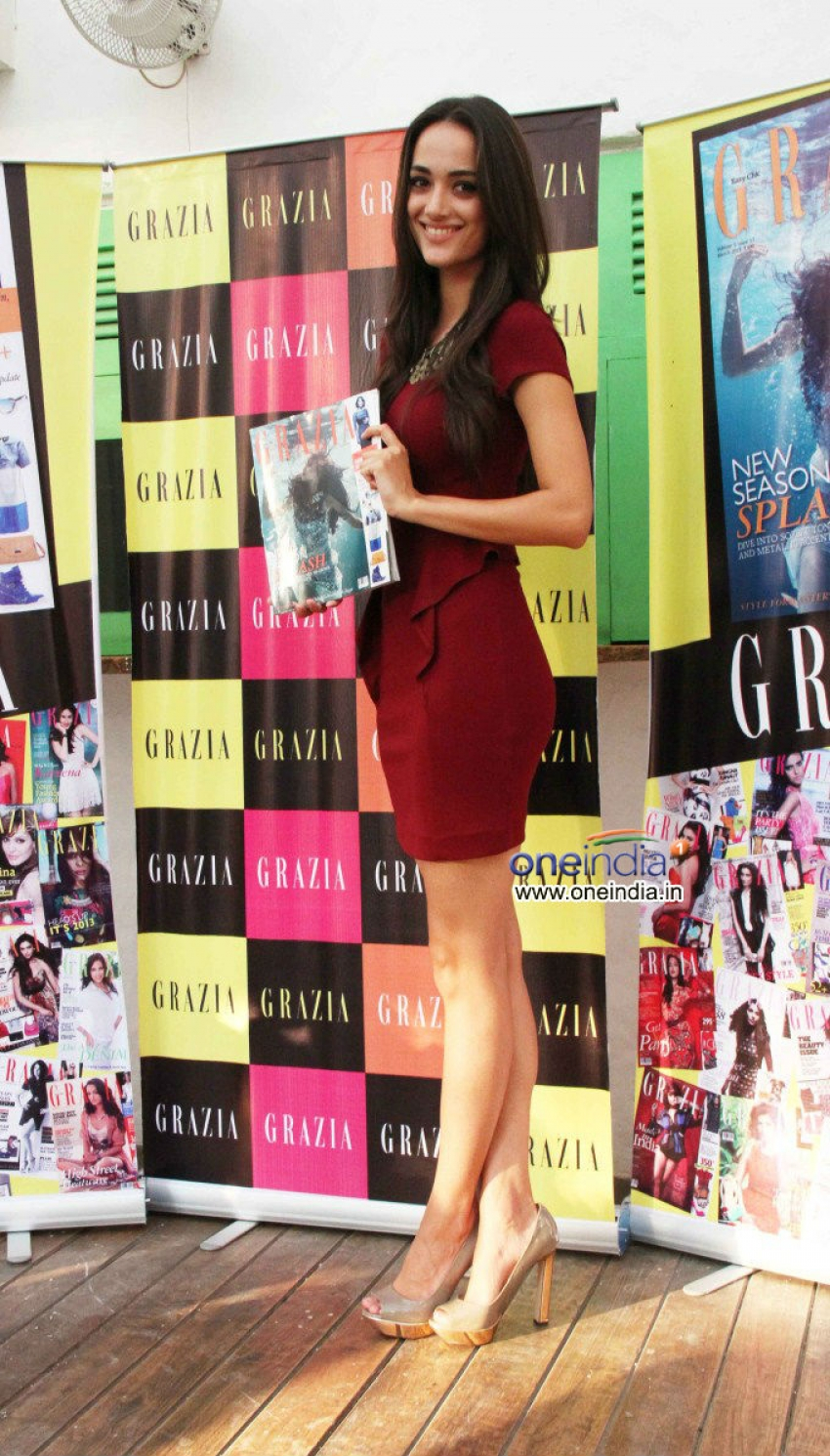 Grazia Magazine Shoots Its First Underwater Cover Photos