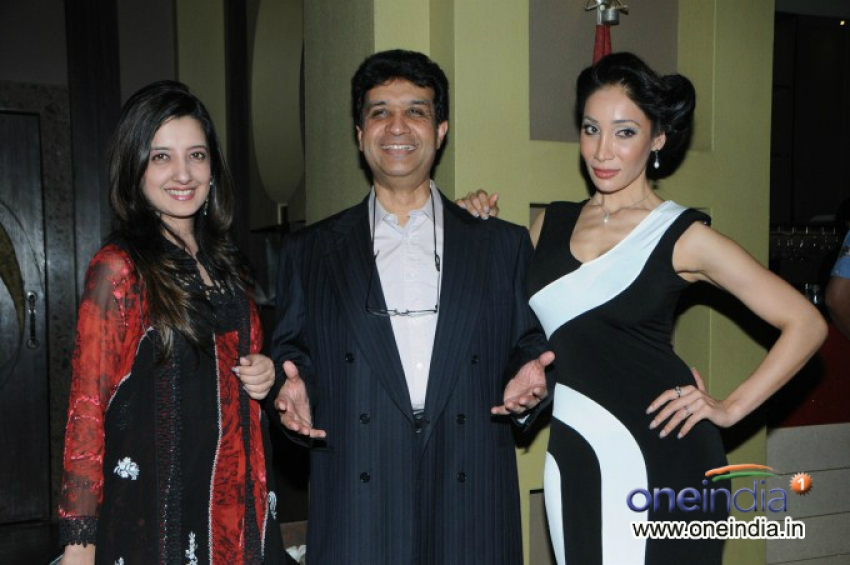 Aviary Films Naachle London First Look Launch Photos