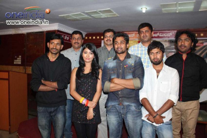 Bahaddur Press Meet Photos