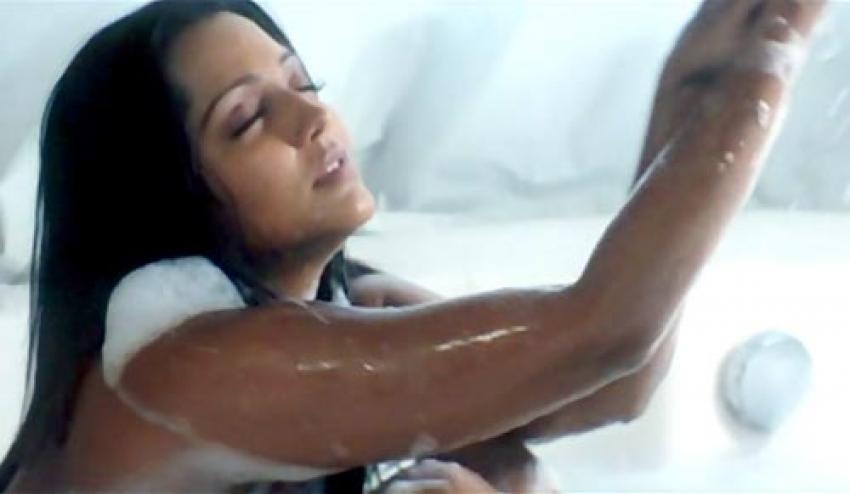 Bollywood Beauties in Bathtub Photos
