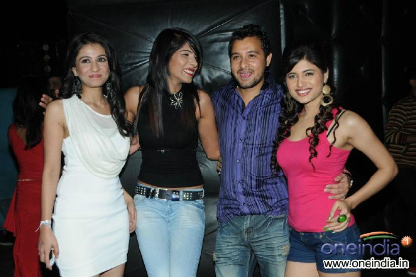 Bosky Sheth 24th Birthday Bash Photos