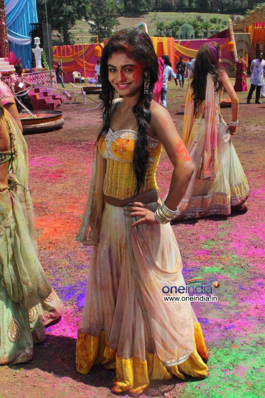 Colors Holi Celebration 2013 Photos