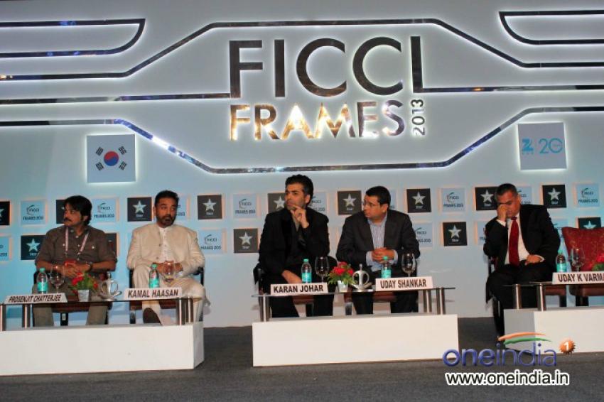 FICCI Frames 2013 Photos