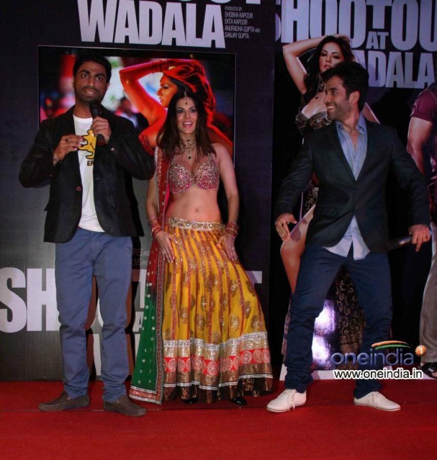 Launch of the song Laila Teri Le Legi from Shootout at Wadala Photos
