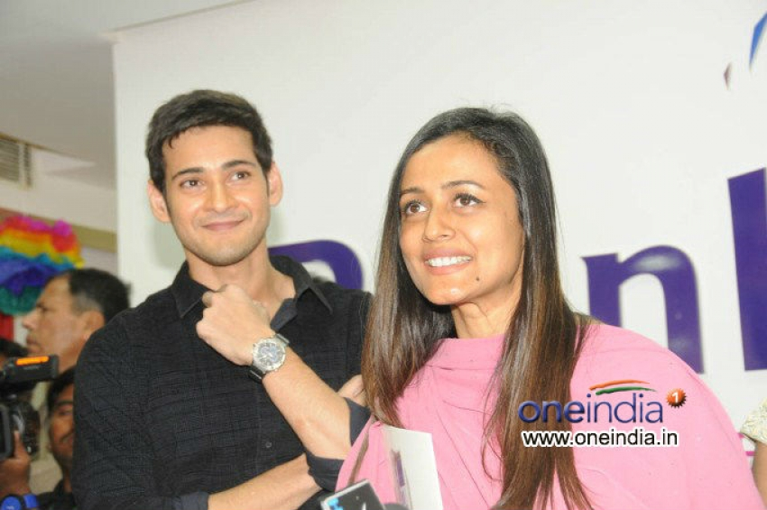 Mahesh Babu and Namrata Shirodkar launches Rainbow Hospital Photos