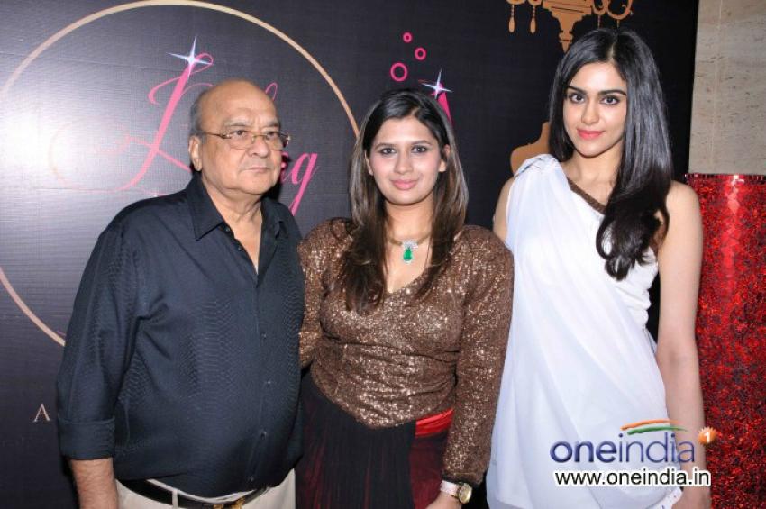 Manali Jagtap's Fashion Show 2013 Photos