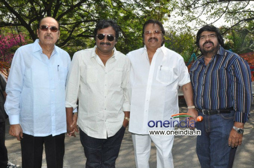 Premadasu Movie Launch Photos