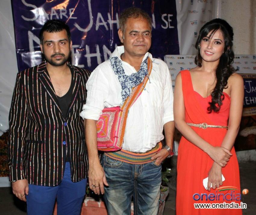 Premiere of Saare Jahaan Se Mehnga Photos