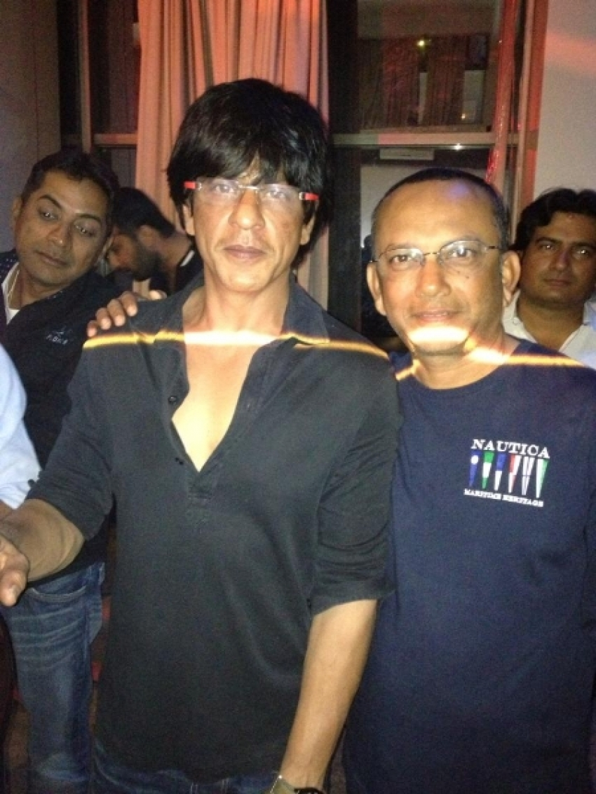 Rohit Shetty's Birthday Hosted By SRK Photos