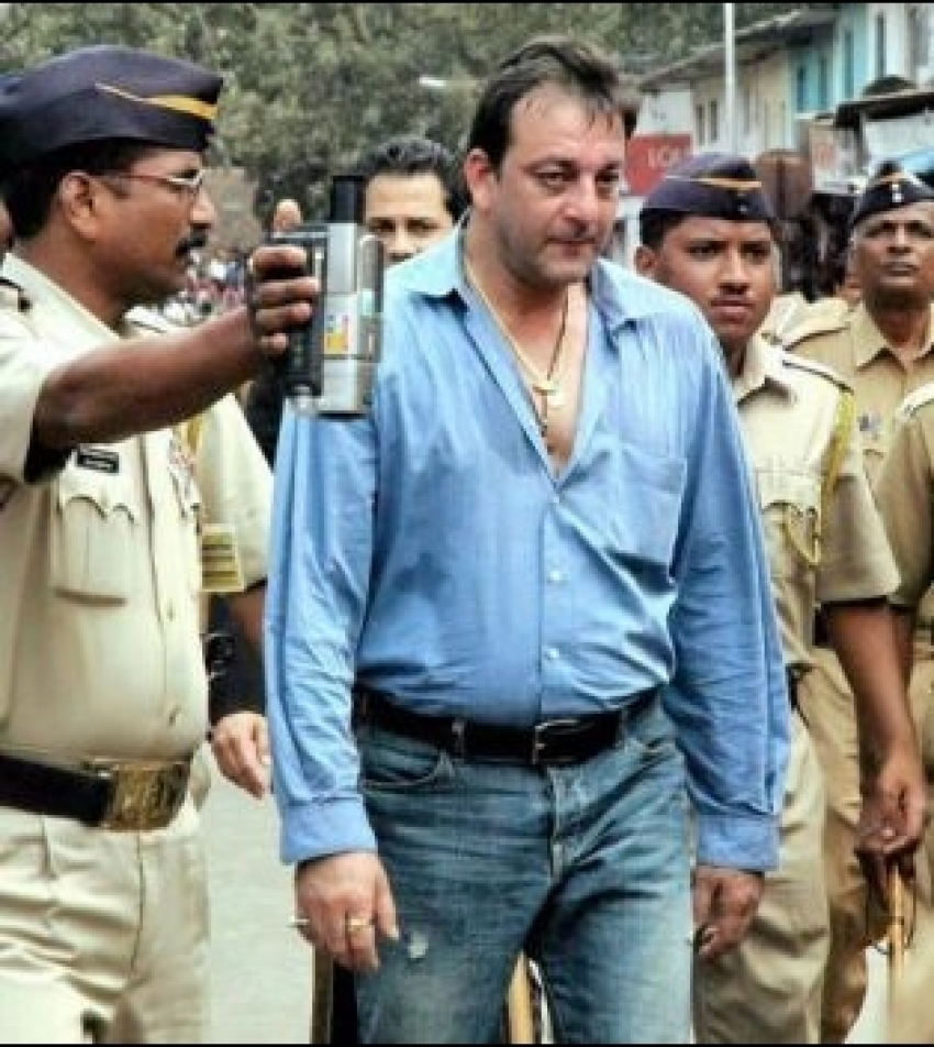 Sanjay Dutt Sentenced To Five Years Imprisonment Photos