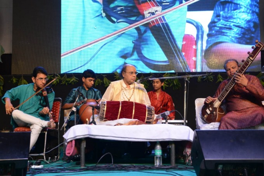 Sri Jagadguru Adi Shankara Audio Launch Photos