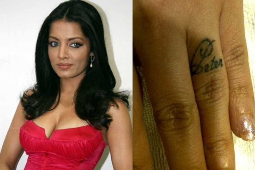 Stars and their Tattoos Photos