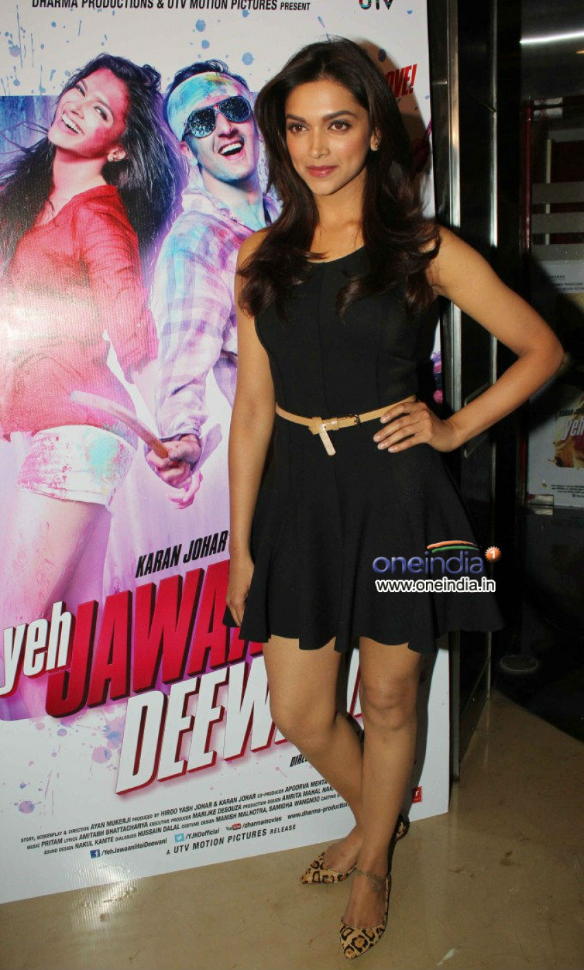 First Look Launch of Yeh Jawaani Hai Deewani Photos