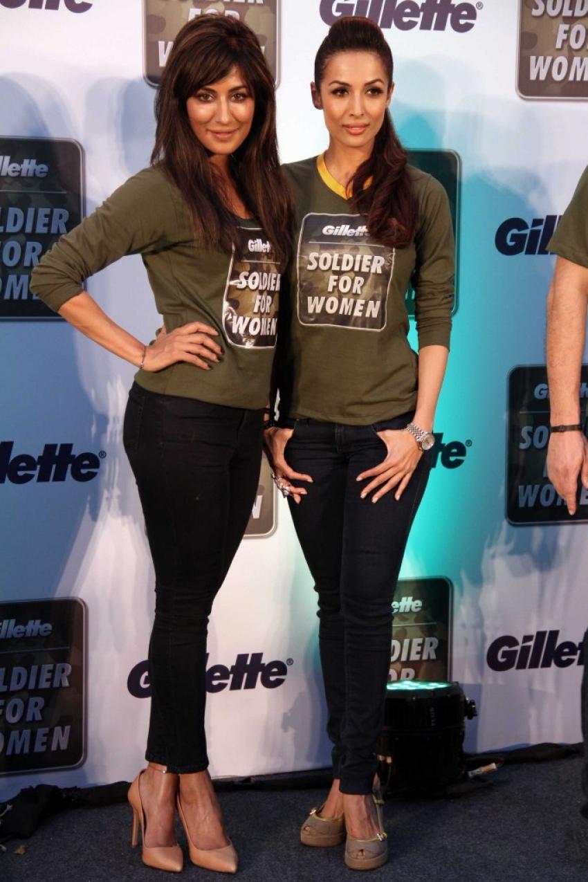 Women's Day 2013 Gillette Soldier For Women Photos
