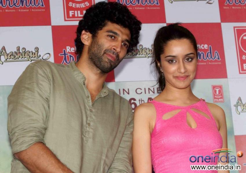 Aashiqui 2 Film Promotion Photos