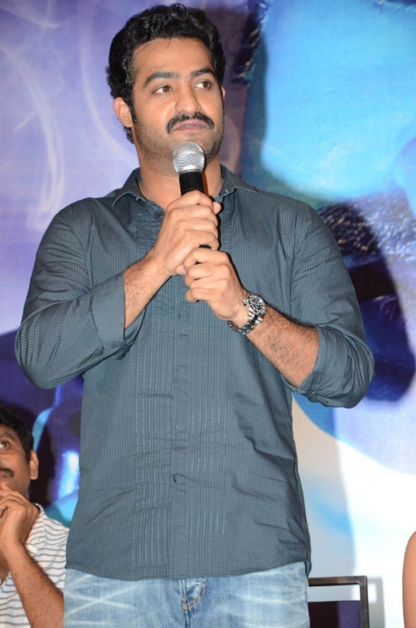Baadshah Success Meet Photos