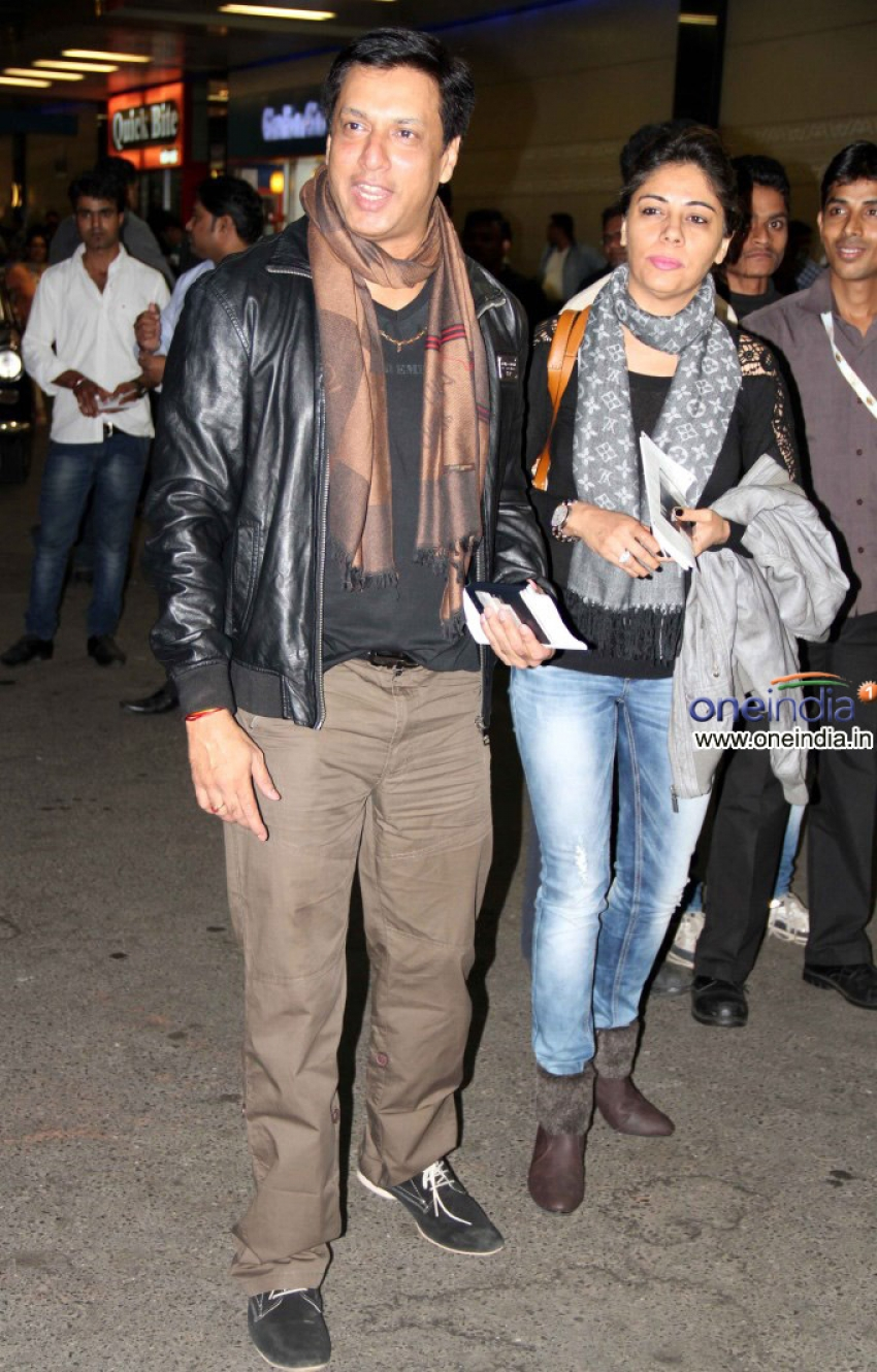 Celebs Leaves For TOIFA 2013 Photos