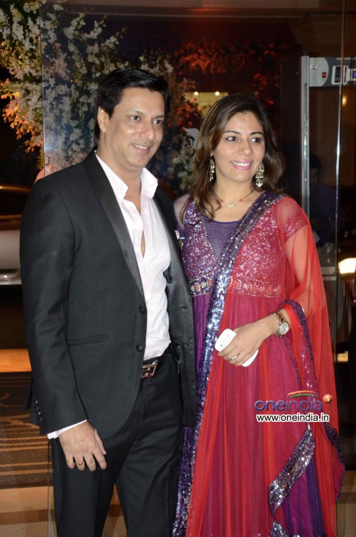 Vikas Mohan's Son Wedding Reception Photos