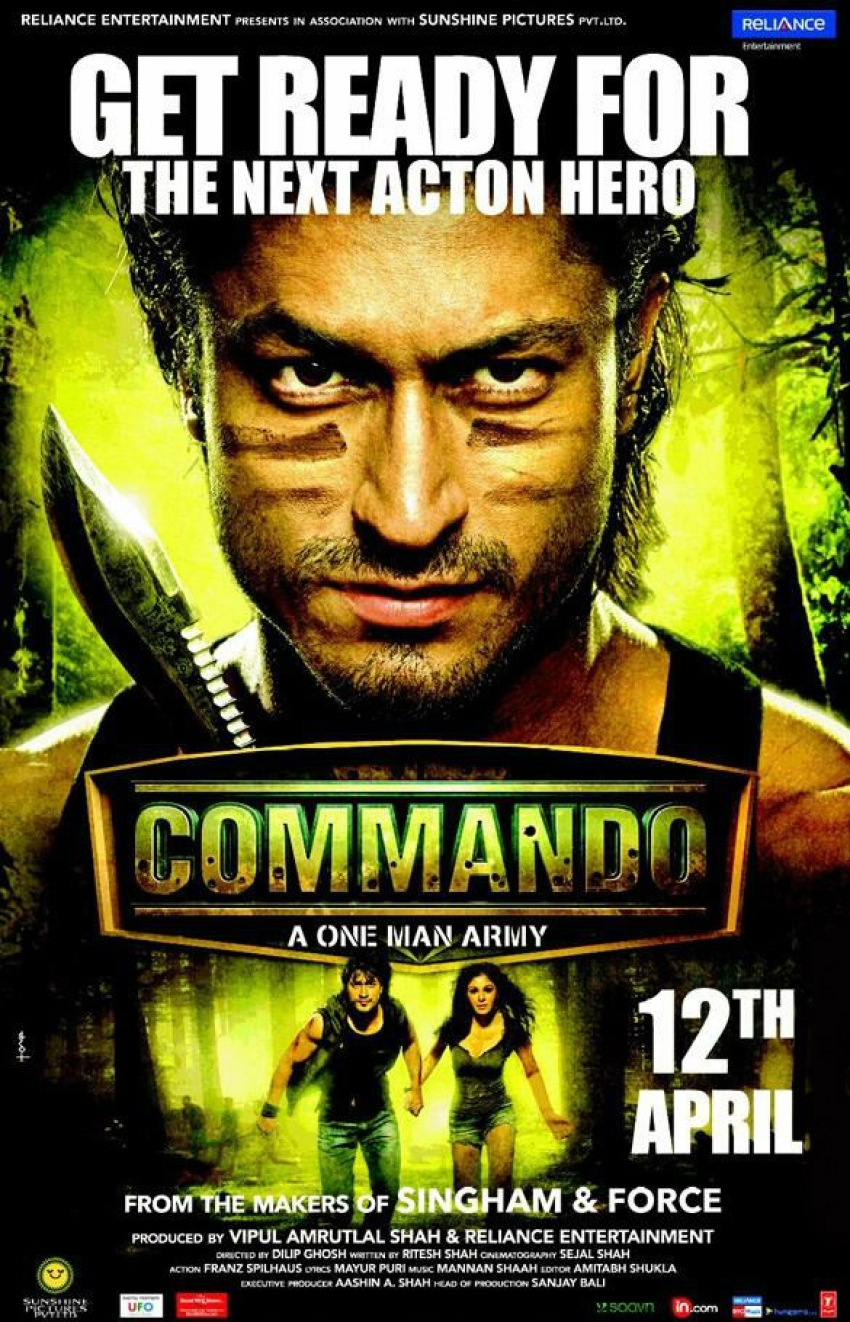 Commando Photos