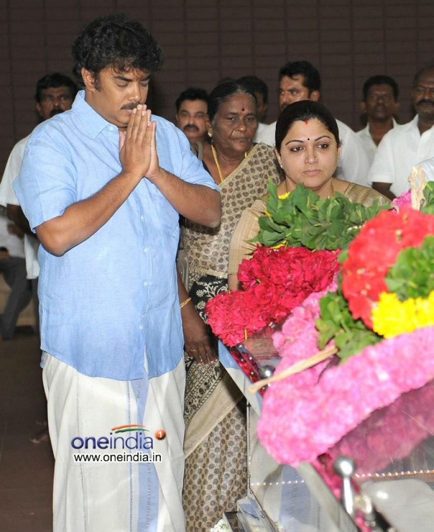 Dinathanthi Owner Sivanthi Adithan Passed Away Photos