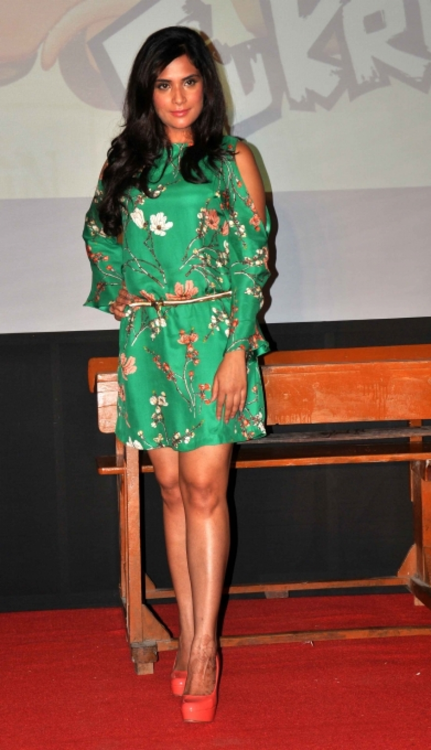 Fukrey First Look Launch Photos